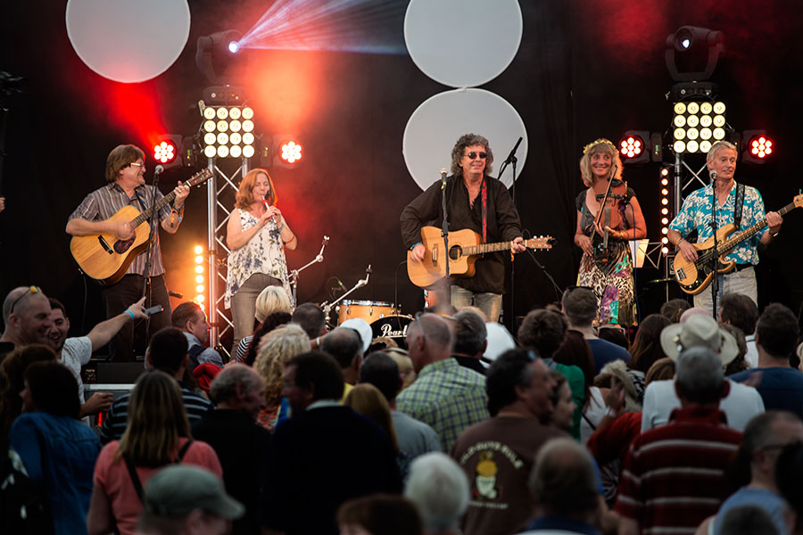 Looe Music festival jim peters Photography